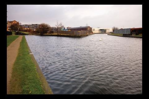 Walsall waterfront